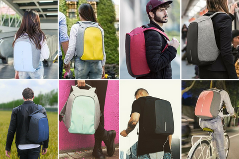 Eight Colourways Of The Bobby Backpack Available Now