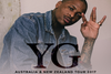 YG Announces Australia And New Zealand Tour