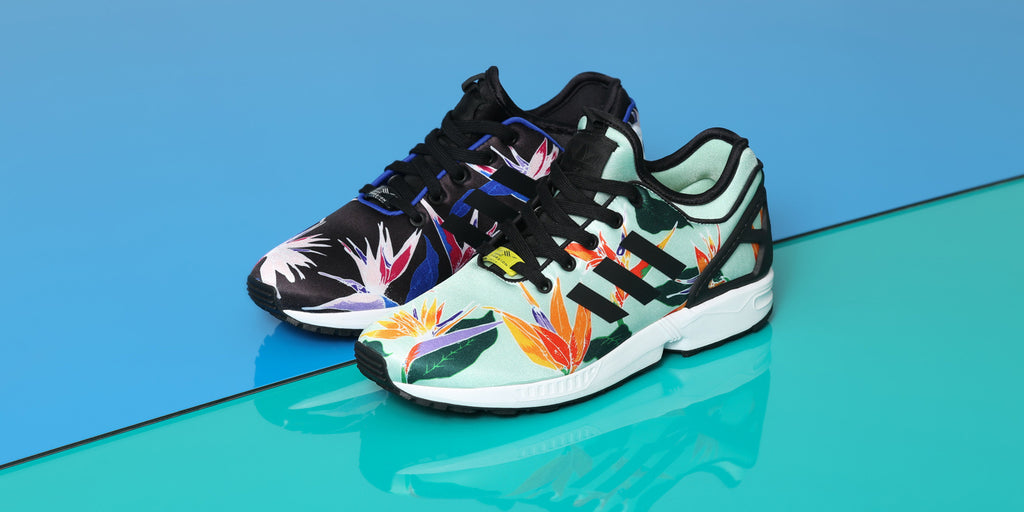 "Adidas ZX Flux ""Neoprene Graphic Pack"""
