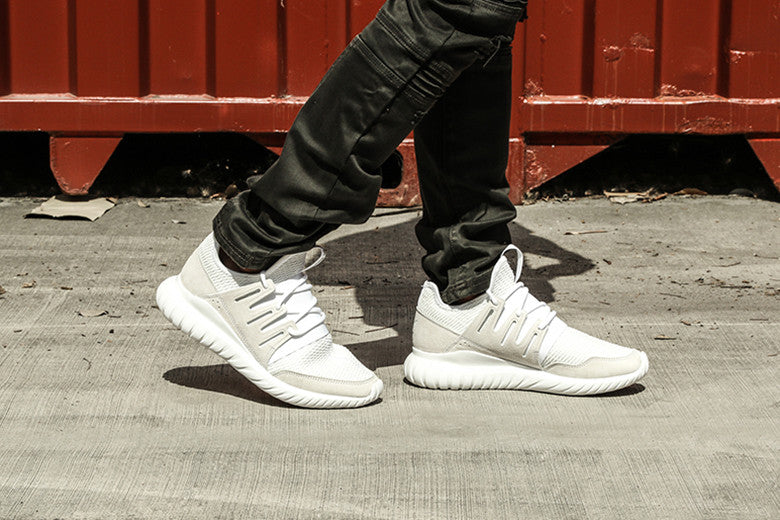 adidas Originals Tubular Radial White