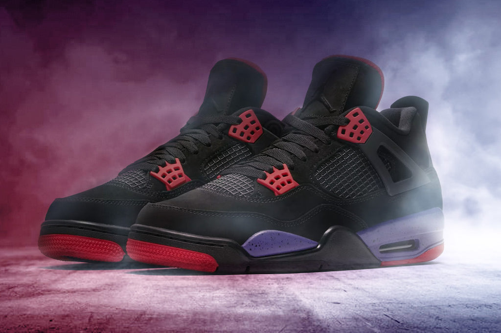 e92bfa2bb9a560 Air Jordan 4 Retro NRG Raptors Are Coming – Culture Kings