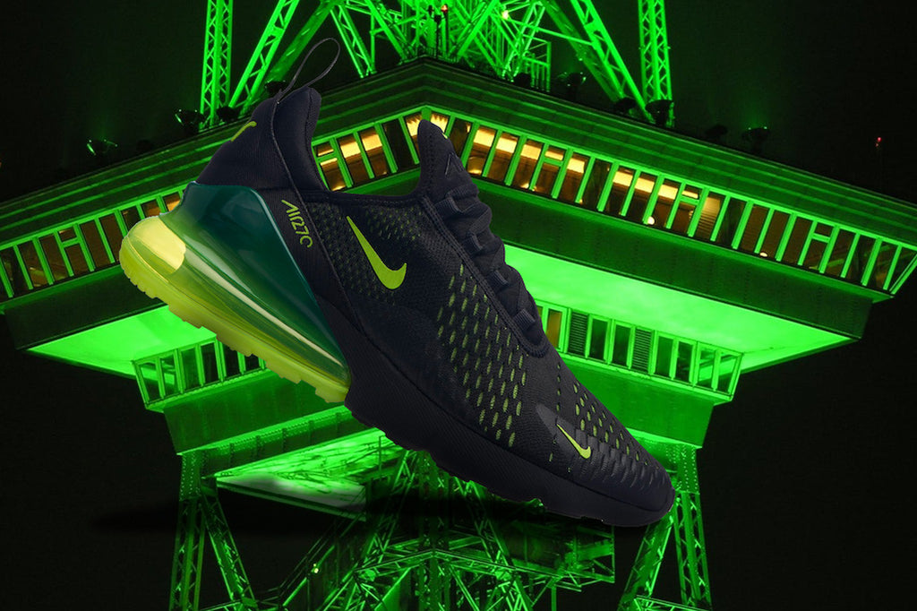 brand new 5dafd 1d319 It's Time For Lime Air Max 270s – Culture Kings