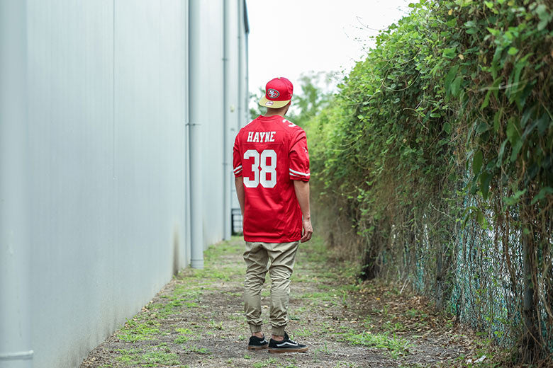 Nike Releases Jaryd Hayne 49ers Jersey at Culture Kings