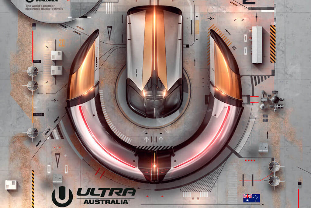 Ultra Australia 2020 Lineup Is Packing Heat