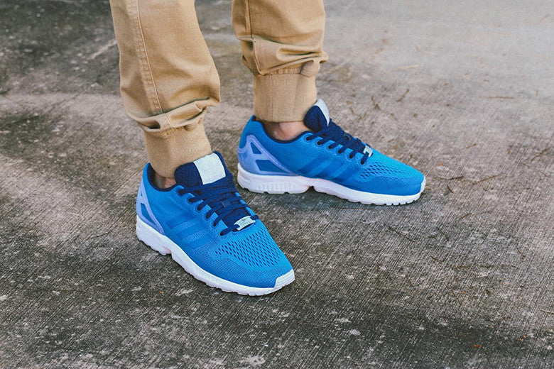 pretty nice 421ee 98218 adidas Originals ZX Flux Royal/Royal/Blue – Culture Kings