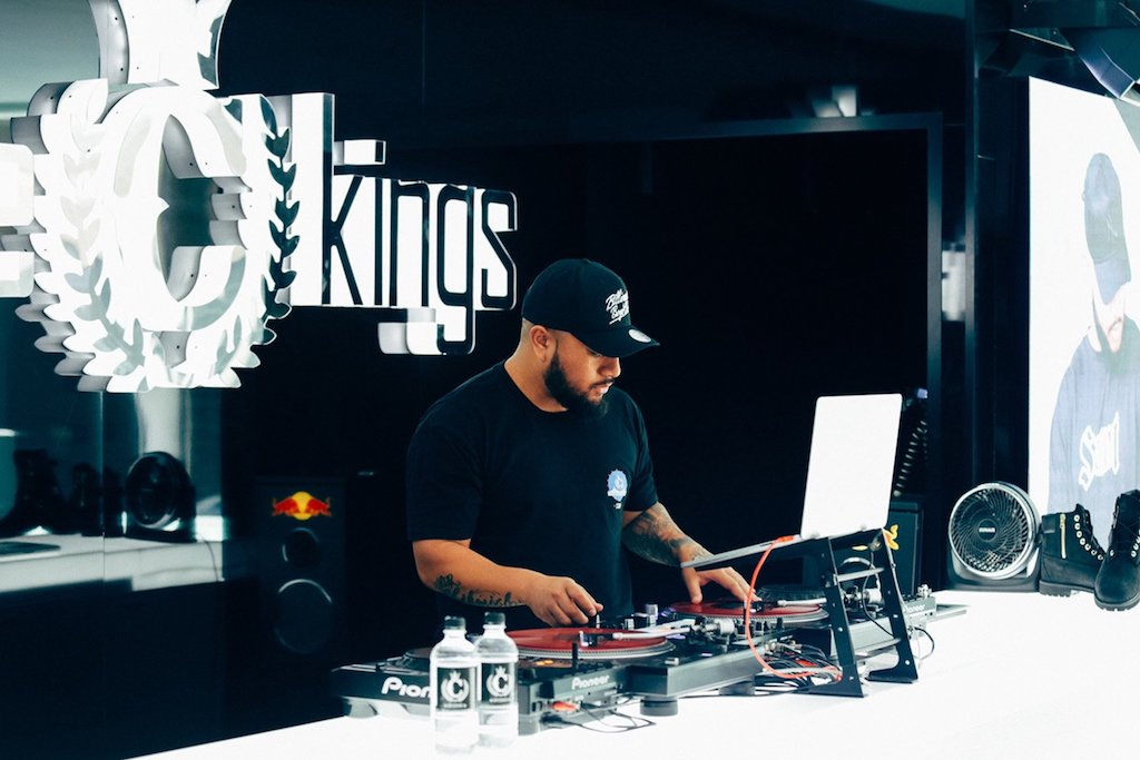Live DJs Spinning In CK Stores