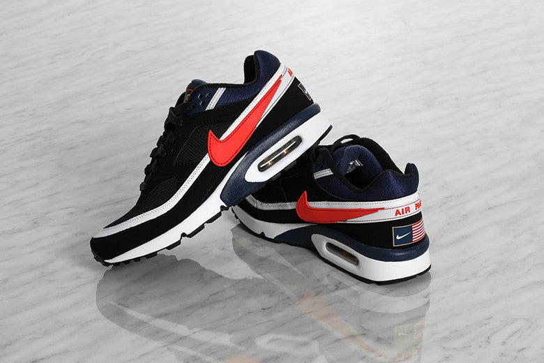 Nike Air Max BW Premium Black/White/Red