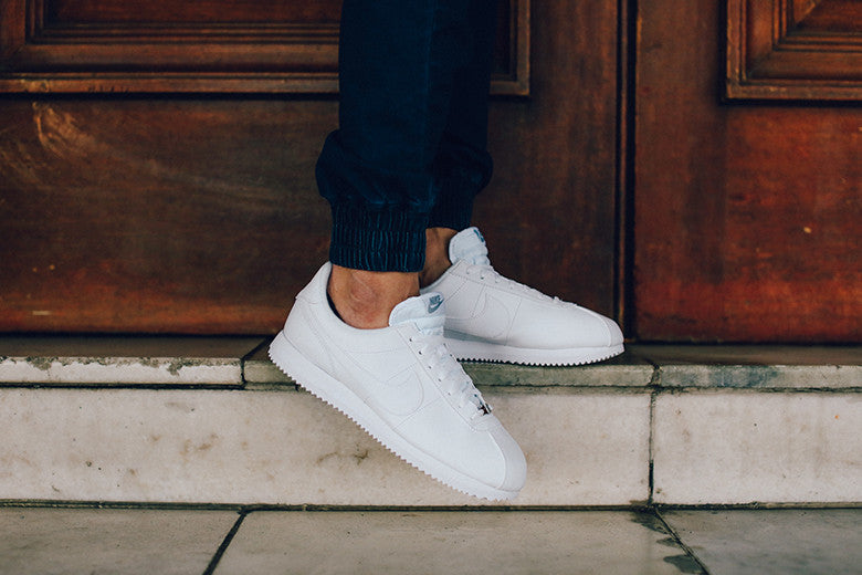 Nike Cortez Basic Leather White