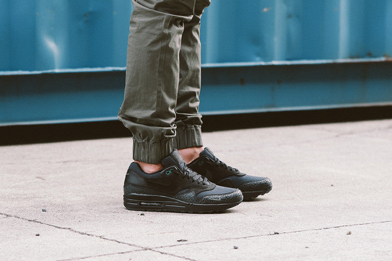 Nike Air Max 1 'Black Safari'