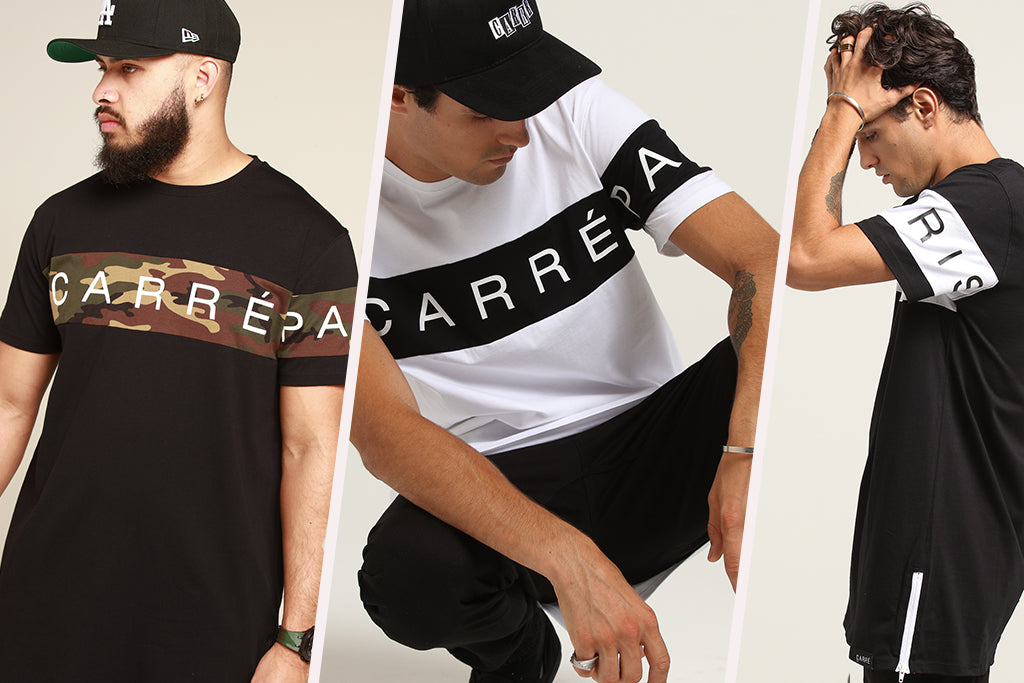 Carré's Iconic Piece Tee Arrives In New Colourways