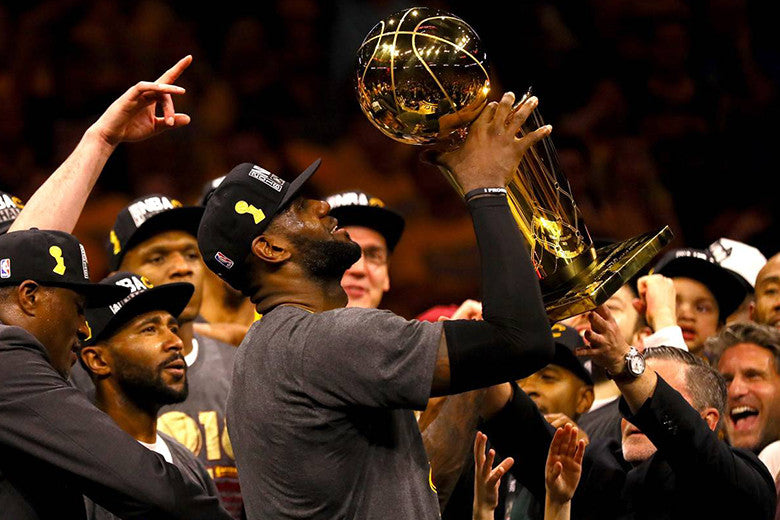 Cleveland Cavaliers Win It All
