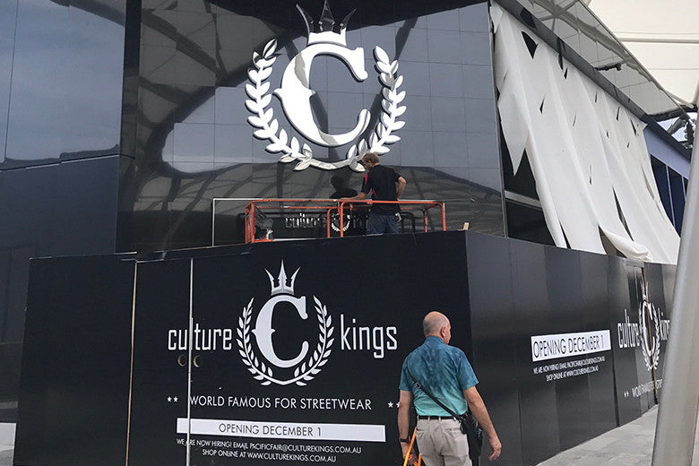Culture Kings Pacific Fair Opening December 1st!