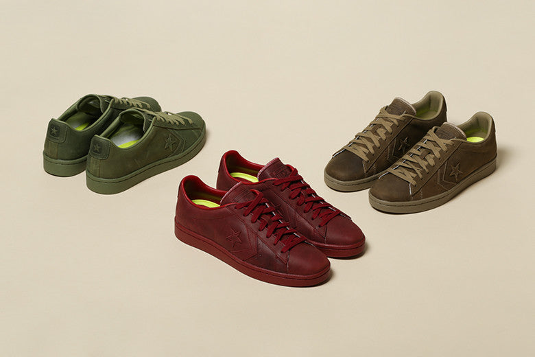 Converse Pro Leather '76 - Autumn Mono Pack