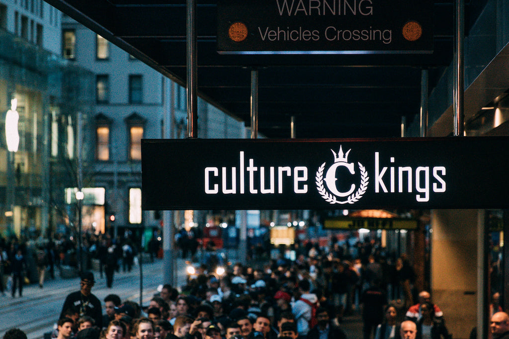 CULTURE KINGS SYDNEY OPENS TOMORROW!