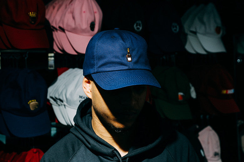 Dad Hat Range From Goat Crew Extended