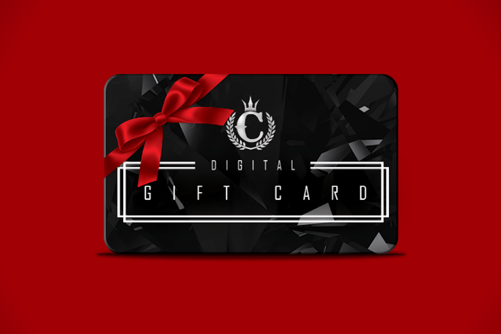 THERE'S STILL TIME TO COP A DIGITAL GIFT CARD FOR CHRISTMAS