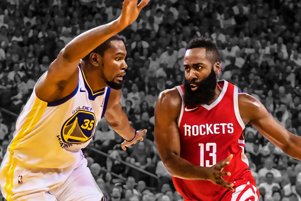 Durant & Harden Out Of All-Star Starting Five