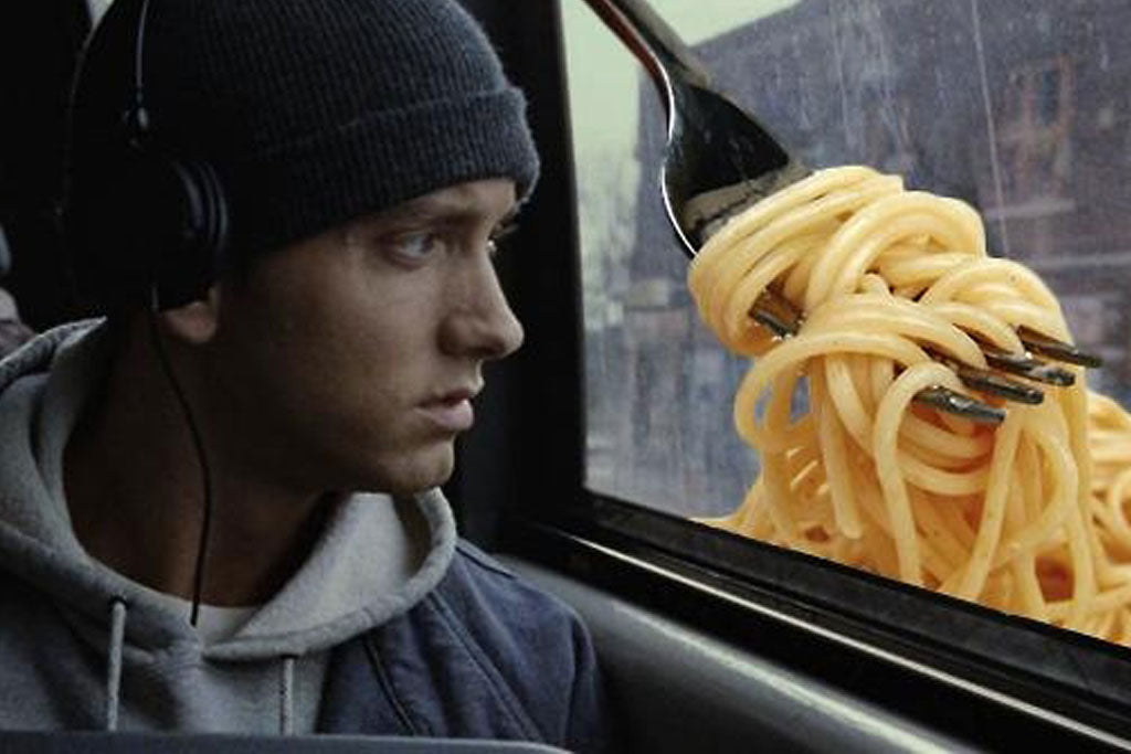 Eminem Fans, You Can Get 'Mom's Spaghetti' Delivered To You