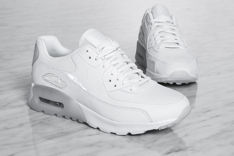 Nike Women's Air Max 90 Ultra Essential WhiteSilver