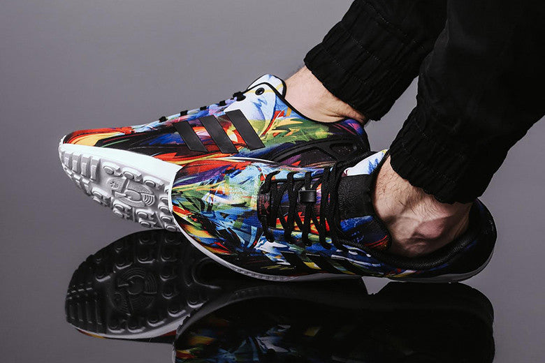 adidas Originals ZX Flux Multi-Color