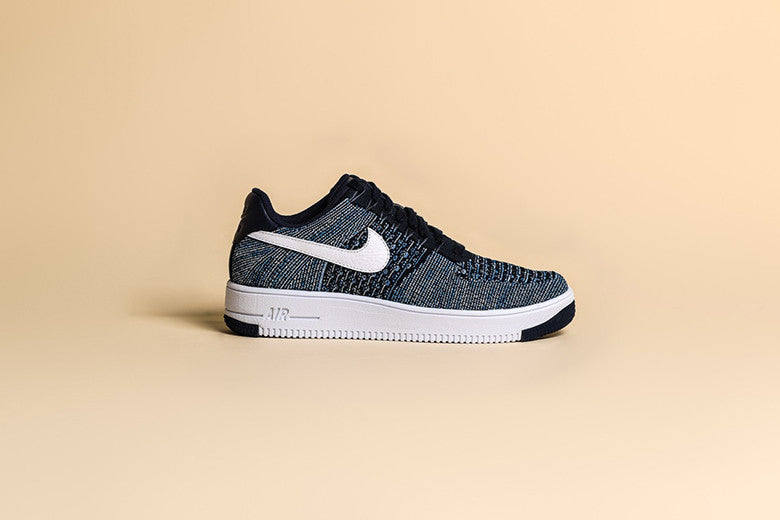 Nike Air Force 1 Ultra Flyknit Low Navy/White
