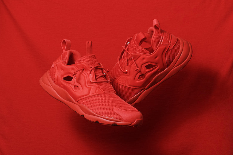 Reebok Furylite Triple Red