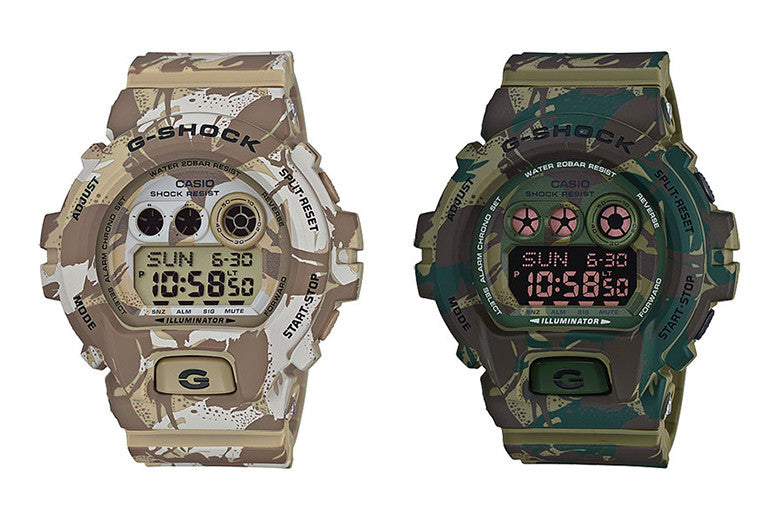 G-Shock GD-X6900MC Limited Colour Release