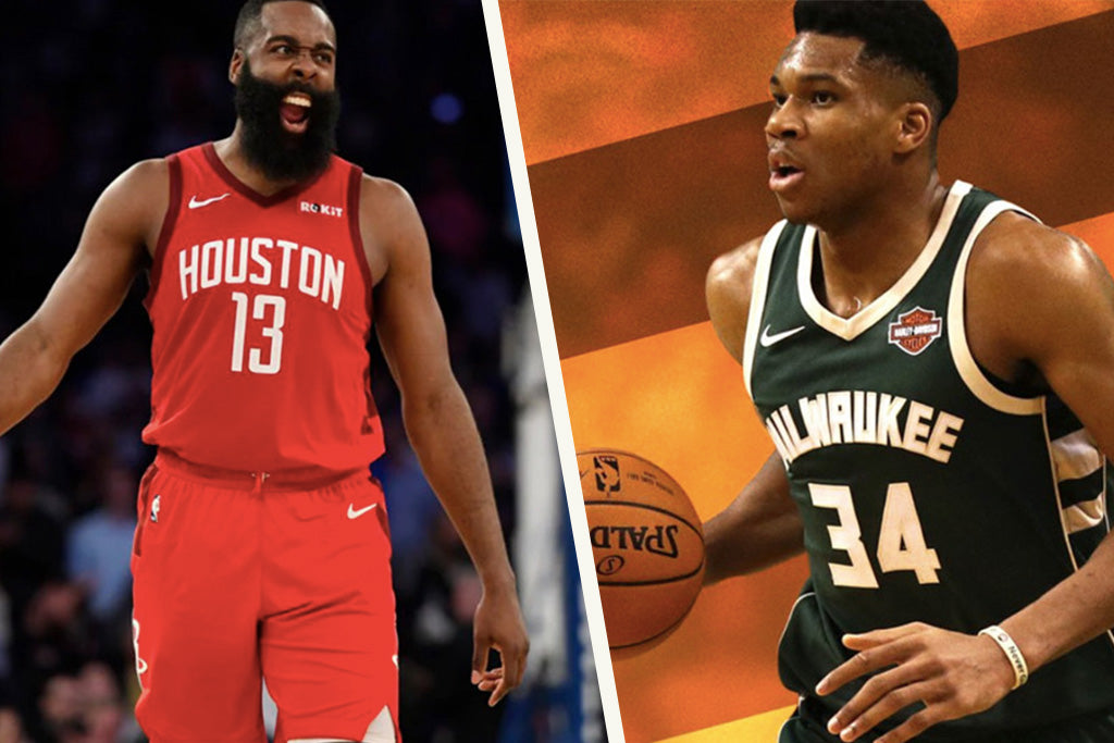 Are You Team Harden Or Team Giannis For MVP? 🤔