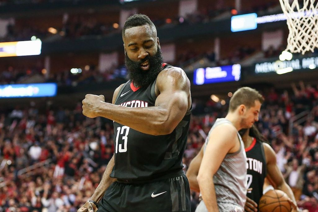 "Harden: ""I've Been Feeling Like I'm The Best"""