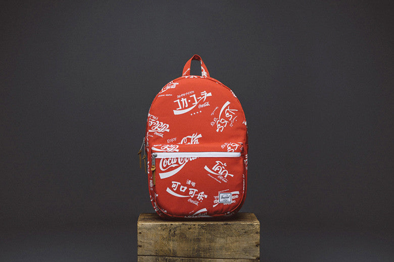 Herschel Supply For Coca-Cola