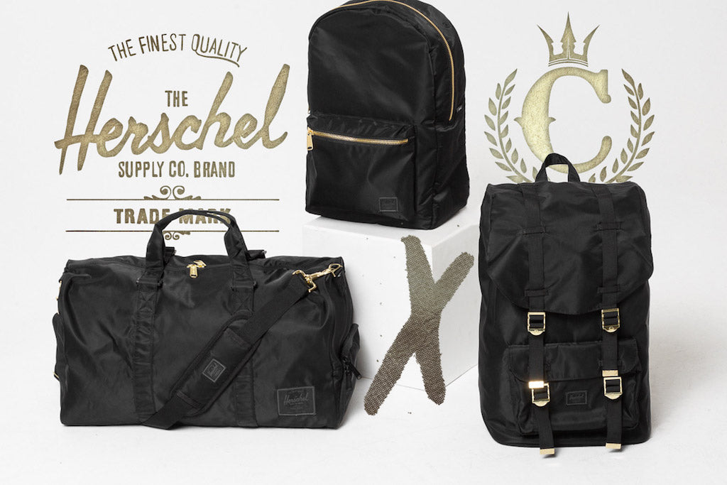 WELCOME HERSCHEL BAG CO X CULTURE KINGS COLLABORATION