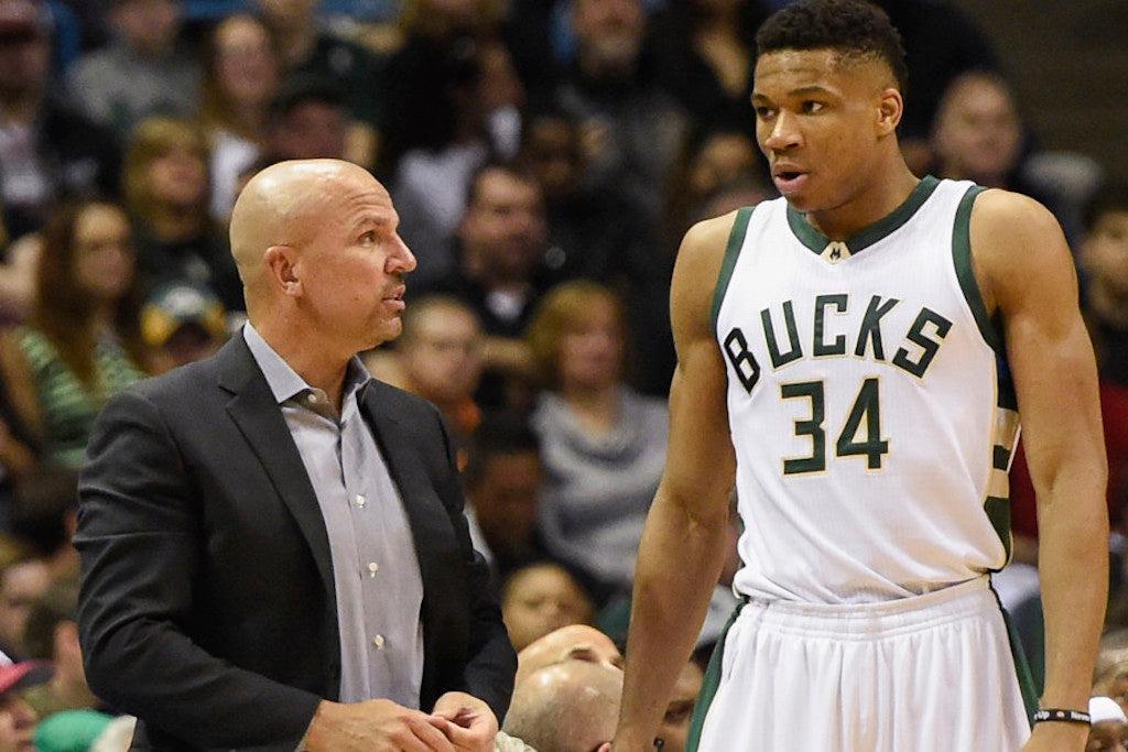 Kidd Interviewed For Lakers' Vacancy