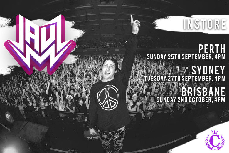 JAUZ Returns To Culture Kings!