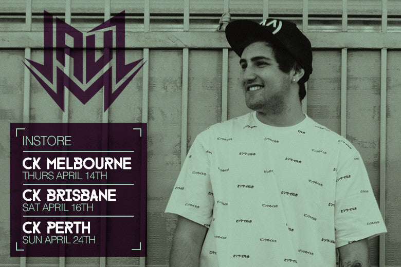 Culture Kings welcomes JAUZ!