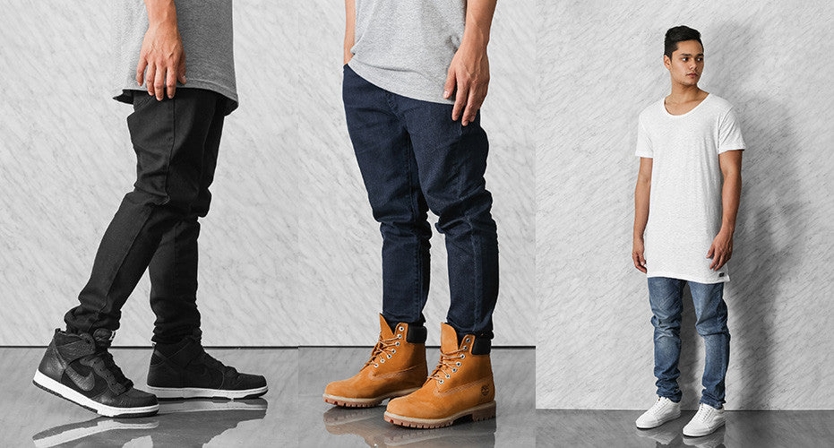 Carré  2015 Denim Capsule