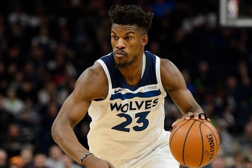 Jimmy Butler Wants The Timberwolves To Trade Him