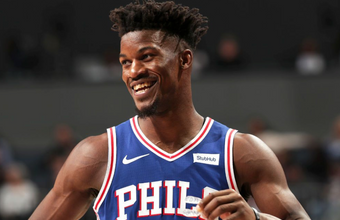 Jimmy Butler Is Right At Home With The 76ers
