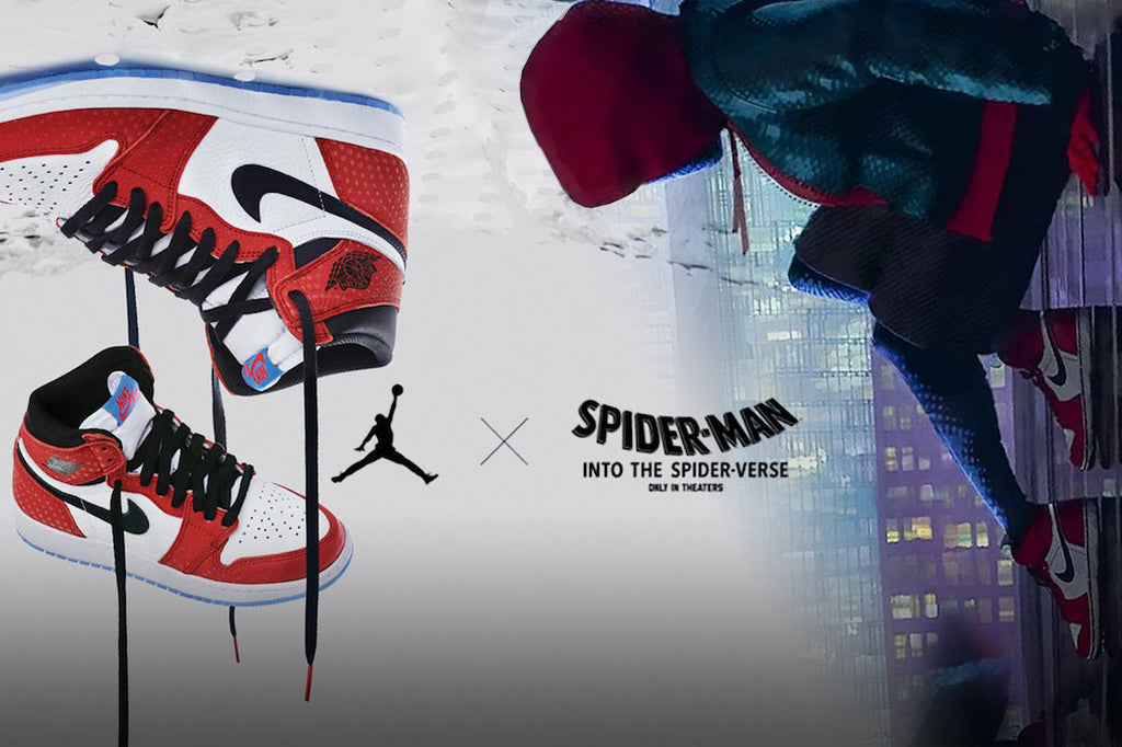 ac71210af67f76 Cop The Dopest Drop Of 2018  SPIDER-MAN AIR JORDANS 🔥 – Culture Kings