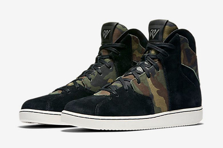 Jordan Westbrook 0.2 'Black/Sail'