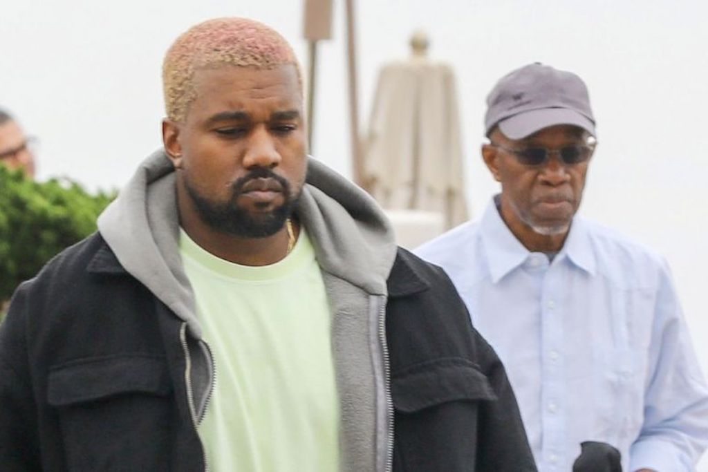 Kanye West's Father Is Battling Cancer, Reports Say