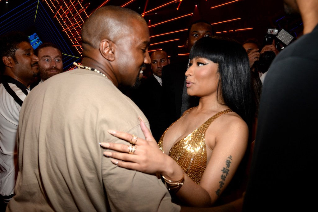 Kanye & Nicki To Release New Track