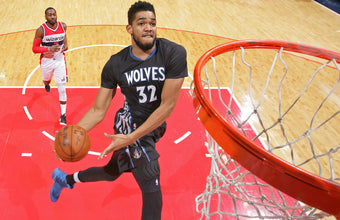Karl-Anthony Signs $190M Contract With The Timberwolves