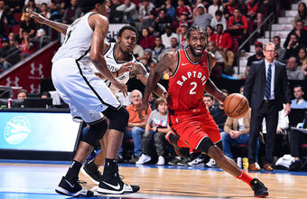 Kawhi Leonard Leaves Jordan Brand for New Balance
