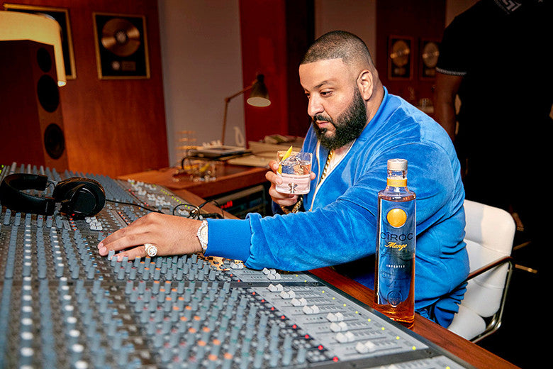 DJ Khaled & Sean 'Diddy' Combs Team Up As The Face Of CÎROC's Latest Flavour - CÎROC Mango