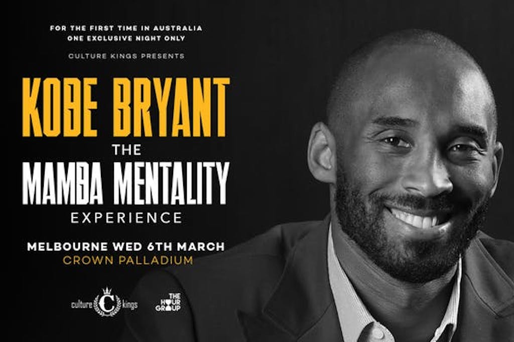 Kobe Bryant Is Coming To Australia Thanks To Culture Kings