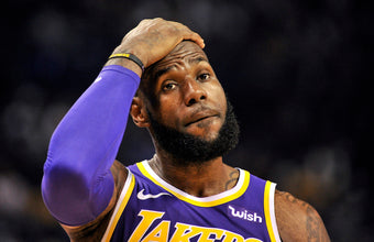 LeBron Blamed For Hurting Lakers' Chemistry