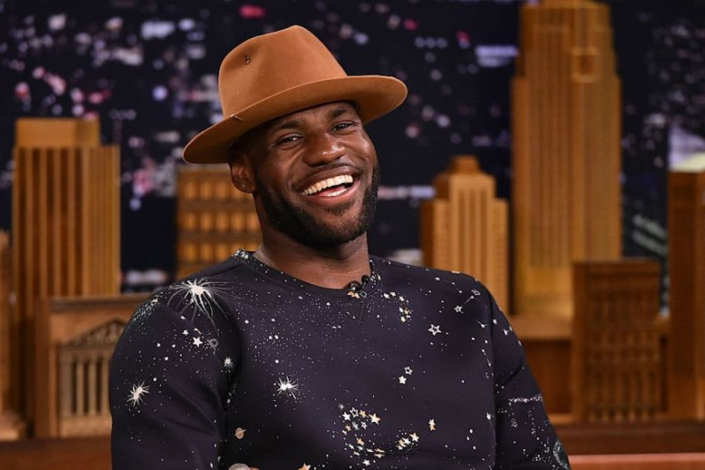LeBron James To Star In Upcoming Comedy Film?!