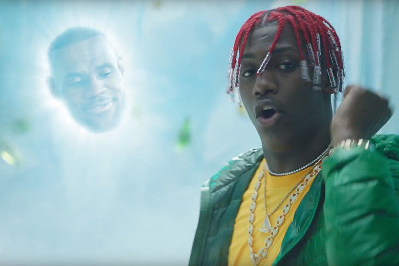 LeBron James And Lil Yachty Join Forces In New Sprite Add