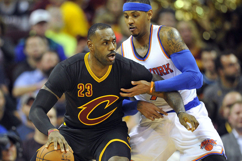 LeBron James And The Cleveland Cavaliers Kick Off New NBA Season In Style