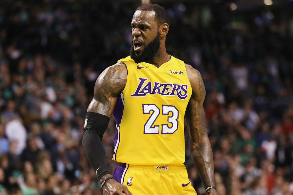 Tampa Bay Sports Store >> Lakers' Owner Talks Signing LeBron – Culture Kings